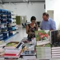 Biblioteca Municipal de Registro recebe 500 livros