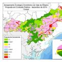 Audiências públicas apresentarão proposta de zoneamento ecológico-econômico do Vale do Ribeira