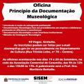 Cananéia recebe Oficina sobre Princípio de Documentação Museológica