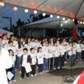 Cerimônia de Tooro Nagashi faz apelo em nome da paz mundial